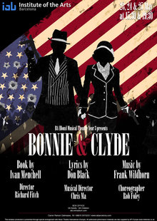 Event bonnie   clyde small poster
