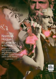 Event norman hogue cafe berlin