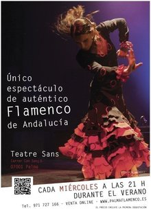 AUTENTICO FLAMENCO en PALMA