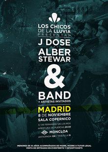 Event cartel madrid