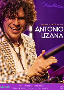 AC Recoletos Jazz: Antonio Lizana