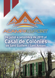 Llista D Espera Acampaesport 2019 Colonia De Sant Pere En Ticket Ib