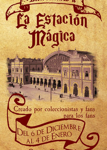 Event cartel la magia