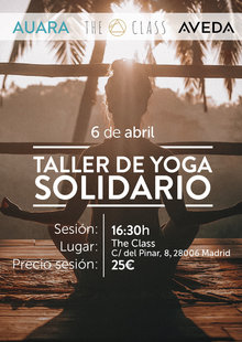 Event auara ps yoga st 16.30