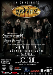 Event sphinx sevilla