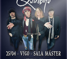 Event grid the quireboys vigo web