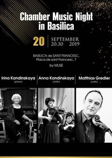 Chamber music night in Basilica