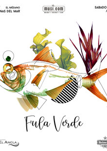 Event cartel fulaverde 2019