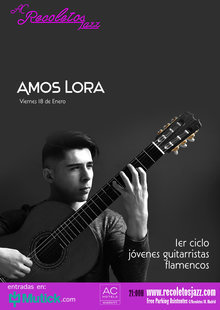 AC Recoletos Jazz: AMOS LORA