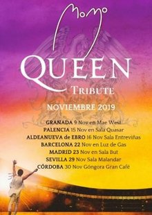 MOMO Tributo a QUEEN en Madrid - BUT