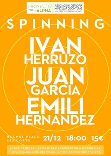 Event spinning