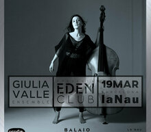 Event grid giulia valle eden club presentacio 19 mar