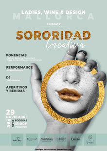 Sororidad Creativa - Ladies, Wine & Design Mallorca