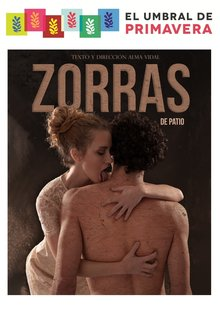 Event cartel zorras  2019