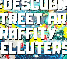 Event grid carteles promo   street art velluters