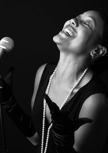 T.J. JAZZ Sings BILLIE HOLIDAY
