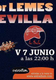 Event cartel sevilla