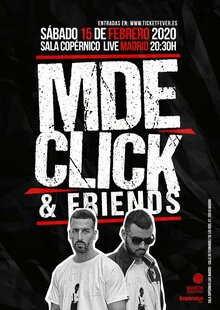 MDE CLICK & Friends - Madrid