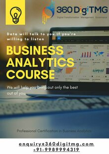 Event business analytics training in hyderabad