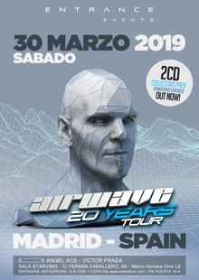 Entrance 037 (8º Aniversario) / with Airwave [3 hours 20 years tour set]