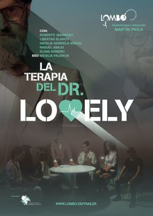 Event cartel la terapia del dr. lovely