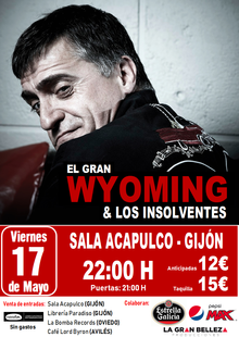 Event cartel wyomin