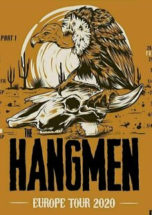 THE HANGMEN en Barcelona - Rocksound