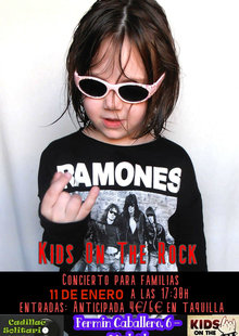 Event 11 concierto kids on the rock