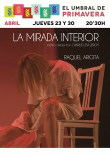 Event cartel la mirada interior entradium