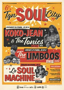 TGN Soul City: The Limboos