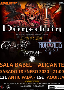 Event dunedain cartel alicante 18.01.20