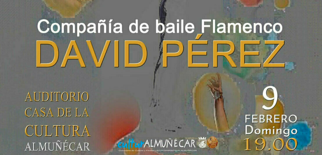 David Pérez. De Arte. Baile Flamenco