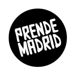 Large logo prende madrid