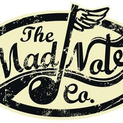 Large mad note logo