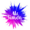 Medium logo ale simon