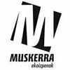 Medium muskerra logo ticketea